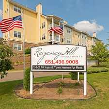 Rental info for Regency Hill Apartments in the Woodbury area