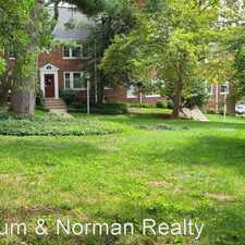 Rental info for 1774 N Troy Street Unit 720 in the Colonial Village area