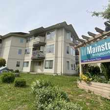 Rental info for Bridgeport Manor in the Abbotsford area
