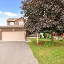 Rental info for 7 Steggall Crescent in the Stittsville area