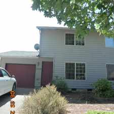 Rental info for 1730 SW Fellows in the McMinnville area
