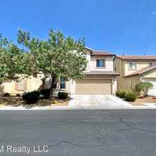 Rental info for 8030 Indian Blanket St in the Tule Springs area