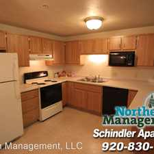 Rental info for 515, 525 & 535 W. Schindler Place in the Menasha area