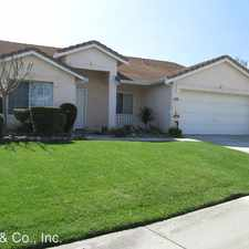 Rental info for 1440 PARTRIDGE DRIVE in the Gilroy area