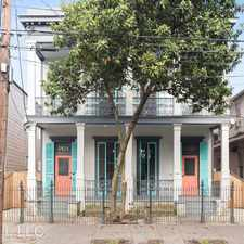 Rental info for 1414 Magazine Street Unit 7 Unit 7 in the Lower Garden District area