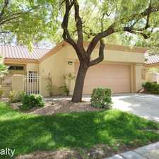 Rental info for 9533 Gold Bank Dr in the Sun City Summerlin area