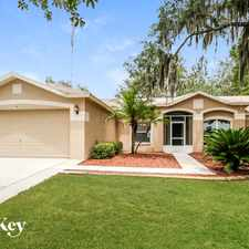 Rental info for 10709 Deepbrook Drive in the Riverview area