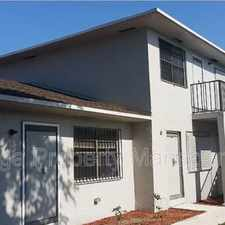 Rental info for 1691 W 26th St #1 in the Riviera Beach area