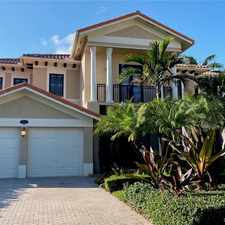Rental info for 19504 Southwest 79th Place in the Cutler Bay area