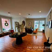 Rental info for 1556 Thousand Oaks Dr in the Shady Oaks area