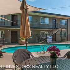 Rental info for 1121 E. WASHINGTON AVE. 05 in the Rancho San Diego area
