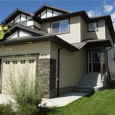 Rental info for 432 Reed Crescent in the Leduc area