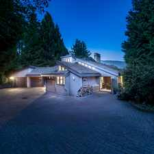 Rental info for 220 Stevens Drive #Basement in the West Vancouver area