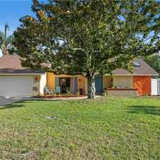 Rental info for 2770 Valencia Lane West, Palm Harbor, FL, 34684 in the Palm Harbor area