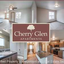 Rental info for 3568-3598 Cherry Glen Pl in the Northgate area