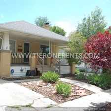 Rental info for 668 Roosevelt Avenue in the Liberty Wells area
