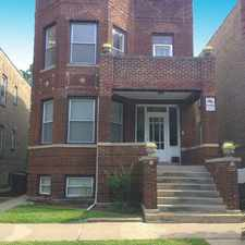 Rental info for 3909 West Schubert Ave in the Logan Square area