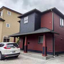 Rental info for 1593 Mill in the Eugene area
