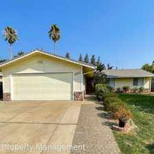 Rental info for 8055 Wagon Trail Way in the Florin area