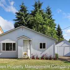 Rental info for 425 NW 12th St in the McMinnville area