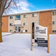 Rental info for Royal Apartments in the Leduc area