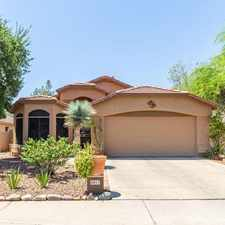 Rental info for 6417 West Wahalla Lane in the Arrowhead Ranch area