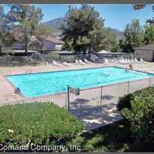 Rental info for 3001 Chipwood Court in the Rancho San Diego area