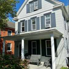 Rental info for 1 Hill Street, #2 in the Annapolis area