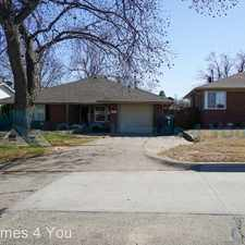 Rental info for 4008 NW 30th Street in the Pennington area