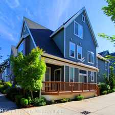 Rental info for 900 3rd Ave NE in the Issaquah Highlands area