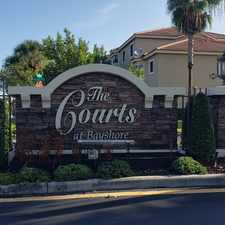 Rental info for 22701 Southwest 88th Place #102 in the Cutler Bay area