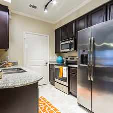 Rental info for St. Paul's Square at Adriatica Village in the McKinney area