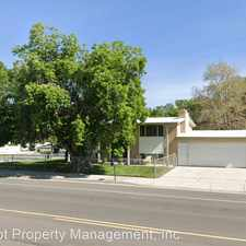Rental info for 1211 East 6600 South in the Cottonwood Heights area