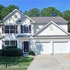 Rental info for 128 Vance Crescent Drive in the Mooresville area