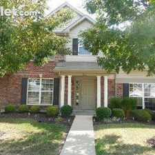 Rental info for Three Bedroom In Lake St. Louis in the O'Fallon area