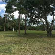 Rental info for For Rent By Owner In Loxahatchee in the The Acreage area