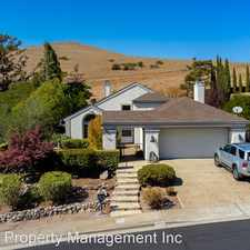 Rental info for 807 Bantry Way in the Benicia area