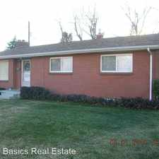 Rental info for 535 N 150 E in the Sharon area