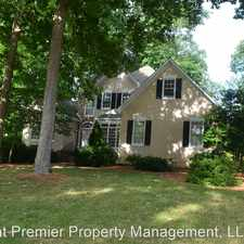 Rental info for 8480 Lismore Street in the Clemmons area