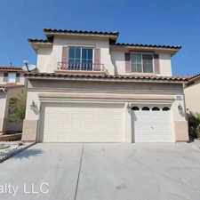 Rental info for 8480 Garnet Peak Ct in the The Lakes-Country Club area