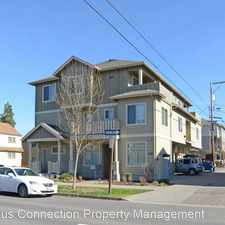 Rental info for 1435 Patterson - #2 in the Eugene area