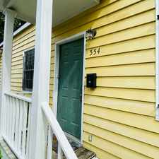 Rental info for 554 E Macon St in the Savannah area