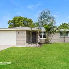 Rental info for 3811 Cherrywood Drive in the Holiday area