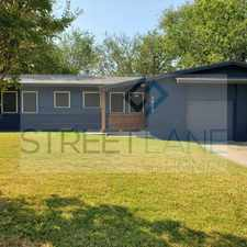 Rental info for Charming 4 Bedroom in Fort Worth! in the South Hills area