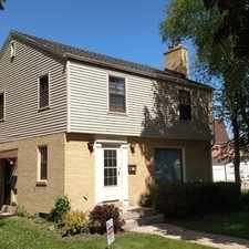 Rental info for Two Story Single Family Home in the Jackson Park area