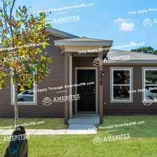 Rental info for 5928 Montague Street in the Carver Heights East area