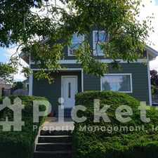 Rental info for Cute Remodeled 3 Bedroom Close to PSNS in the 98337 area