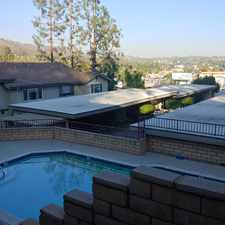 Rental info for 5081 College View Avenue in the Eagle Rock area