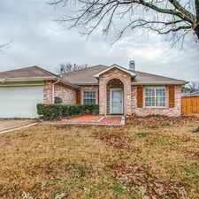 Rental info for 824 Atchison Drive in the Saginaw area