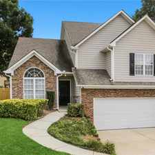 Rental info for 4346 Clairesbrook Lane in the Kennesaw area